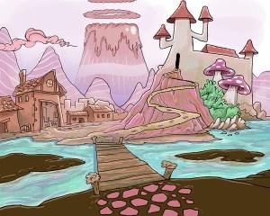 Nickelodeon Background