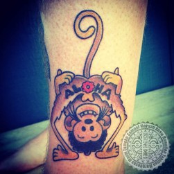 Traditional American Tattoo
