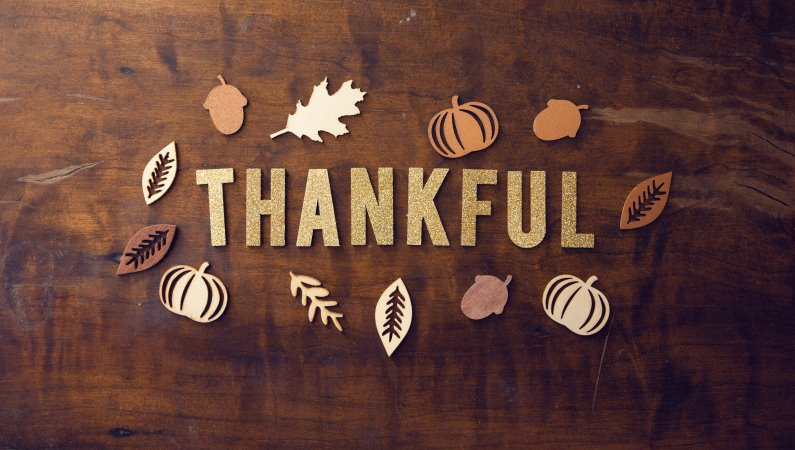 A Life of Gratitude