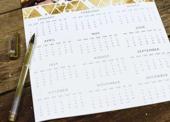 schedule it in to avoid procrastination