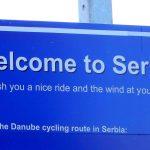 Eintritt in Serbien