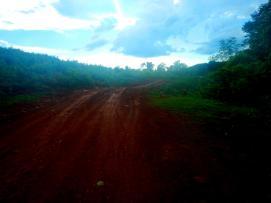 Ein üblicher Anblick in Laos