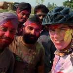 Holi – Ein bunter Abschluss in Indien