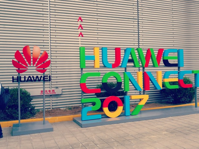 Visual Huawei Connect 2017