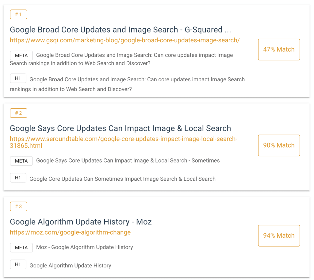 thruuu - check title change in the SERP