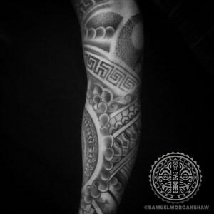 Tattoo by Samuel Shaw