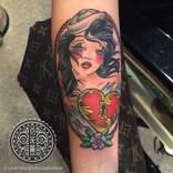 Tattoo by Samuel Morgan Shaw