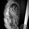 Samoan based modern style