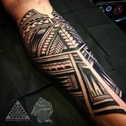 Samoan tattoo Kauai Hawaii