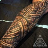 Filipino Tattooing by Samuel Shaw