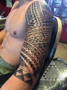 Hawaiian Tattoo Kauai Hawaii