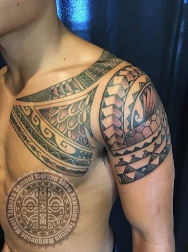 Mixed Polynesian