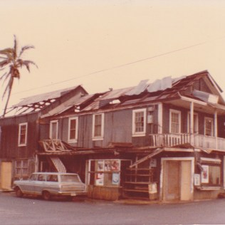 Damage from Hurricane Eva Nov23 1963 1