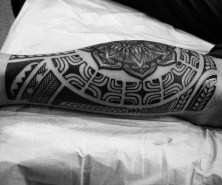 Tattoo by Samuel Shaw. Kulture Tattoo Kollective