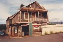 minimal repair after hurricane Eva 1982