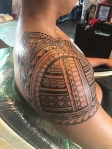 Filipino Tattoo by Samuel Morgan Shaw