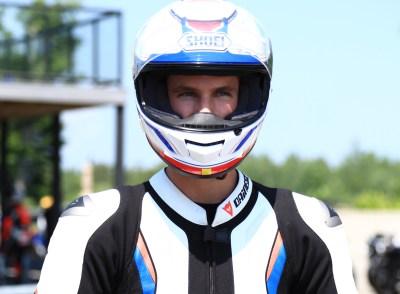 Samuel Trepanier - Blysk Racing