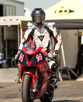 Test day CSBK Edmonton 2015