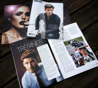 Samuel Trepanier for Magistrale Magazine