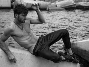 Samuel Trepanier Shot by Alejandro Brito
