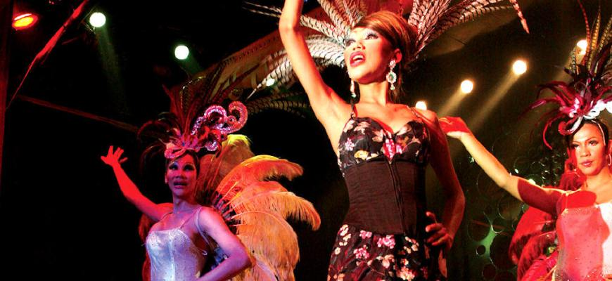 Nightlife entertainment koh samui cabaret show
