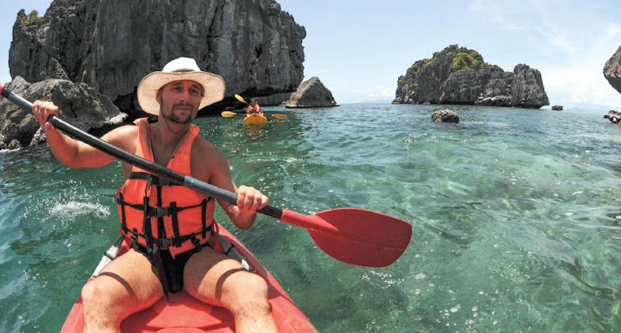 Samui Kayaking