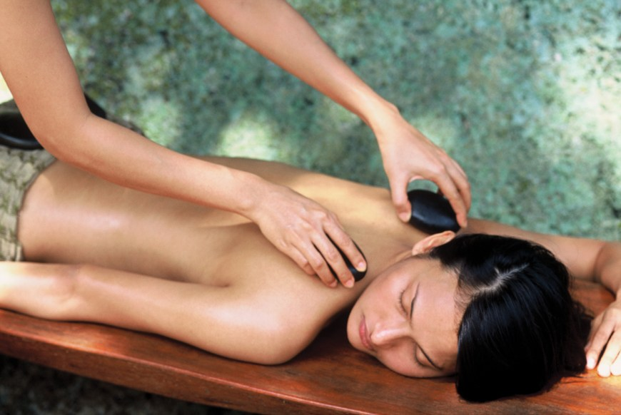 Tamarind springs Samui stone treatment