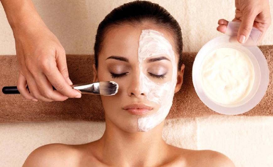 Facial treatment samui