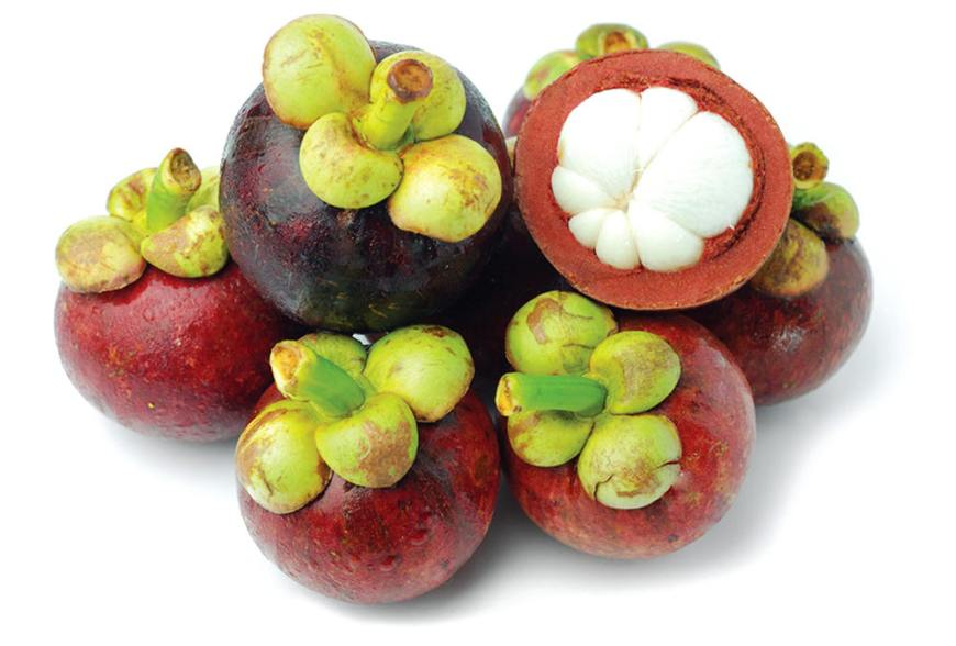 Top 15 fruits - Mangosteen (Mang-Kut)