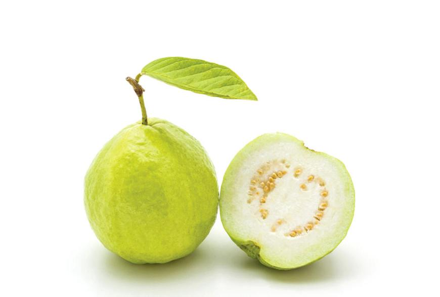Top 15 fruits - guava