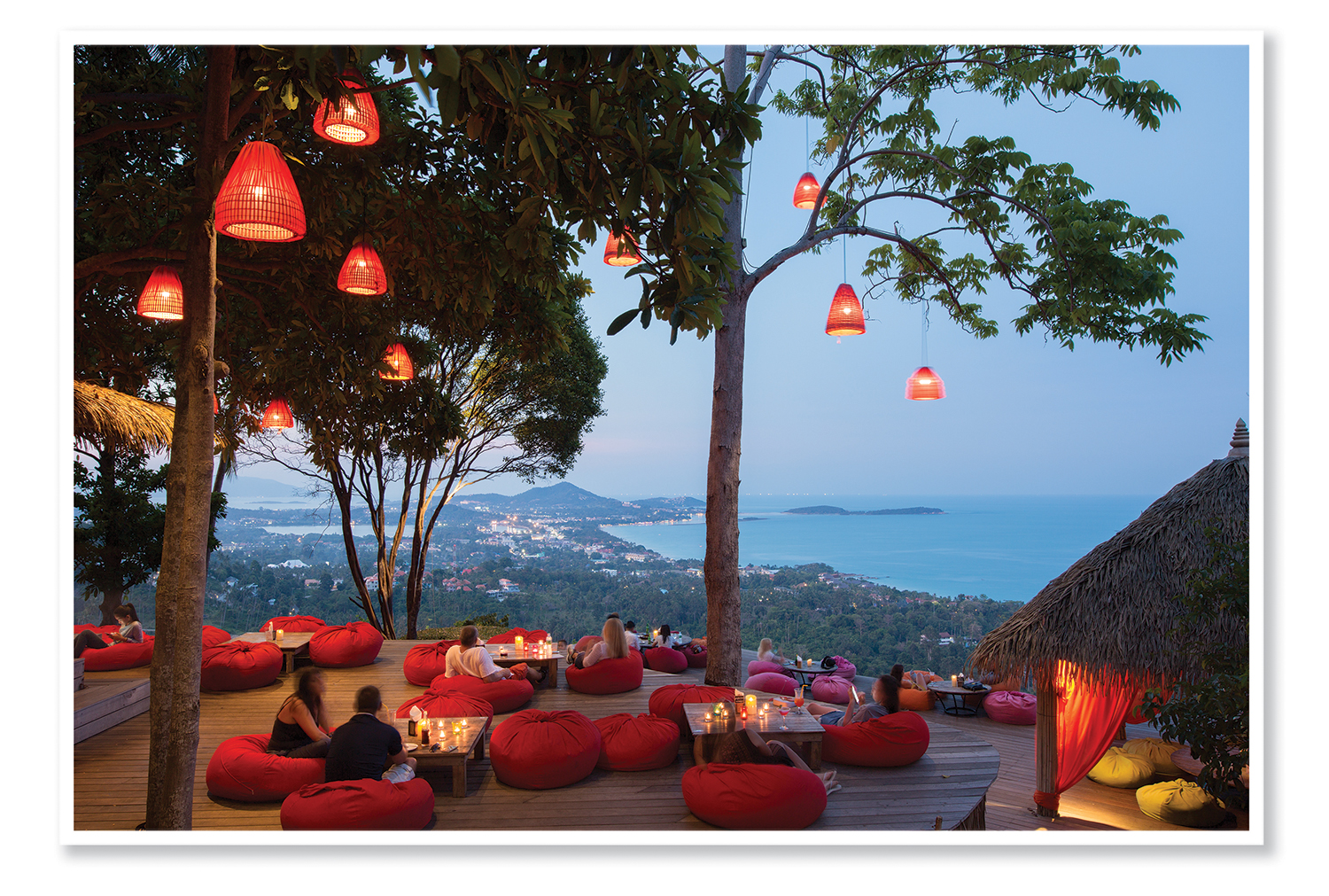 Reaching the Summit at The Jungle Club - Welcome to Samui