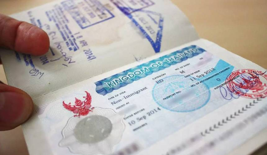 Thai Beginner ED VISA