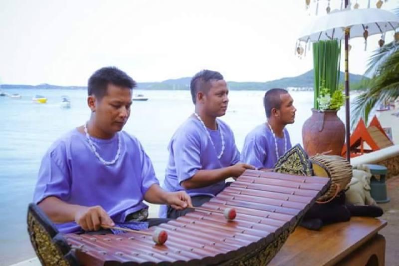 thai musican