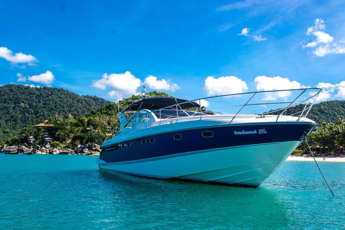 Hip Horizons Fairline Targa 52ft Yacht