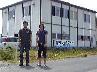 栗駒デニムの工場まで走ってきました!