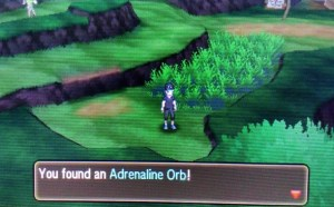 The Adrenaline Orb can be found here