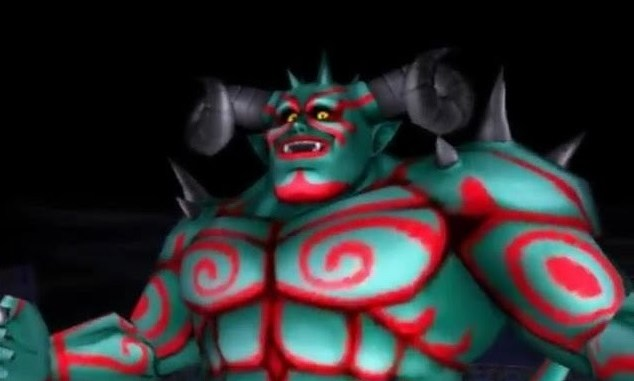 Dragon Quest VIII 3DS Jahagaros