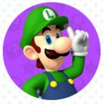 Super Mario Run - Luigi