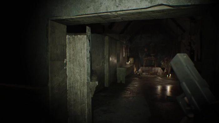 Resident Evil  Child S Room