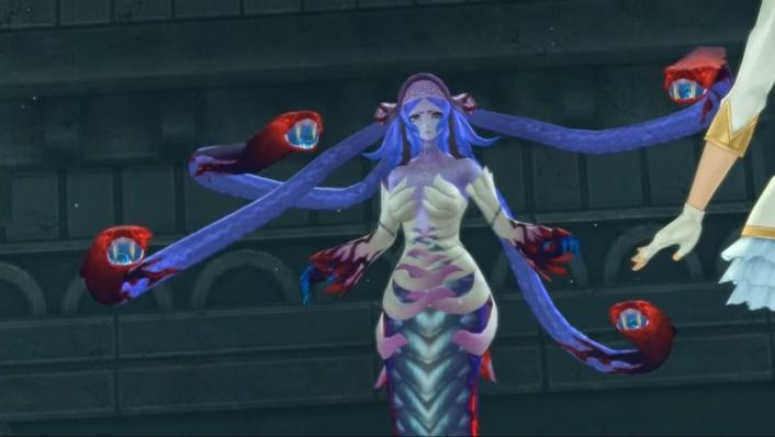 Medusa boss - Chapter 4-2