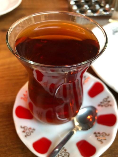 TURKISH TEA THE POPULAR HOT DRINK