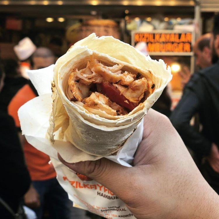 Turkish Food, Kebab Istanbul