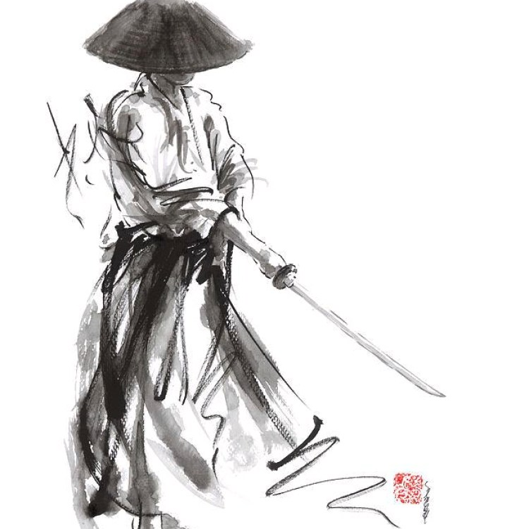 THE PURPOSE & INSPIRATION TO CREATE SAMURAI GOURMET