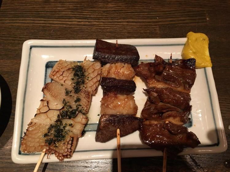 yakitori japanese bbq
