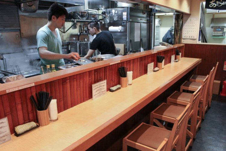 ramen noodles Tsuta Japanese Soba Noodle the first Ramen restaurant in the world that become a Michelin starred