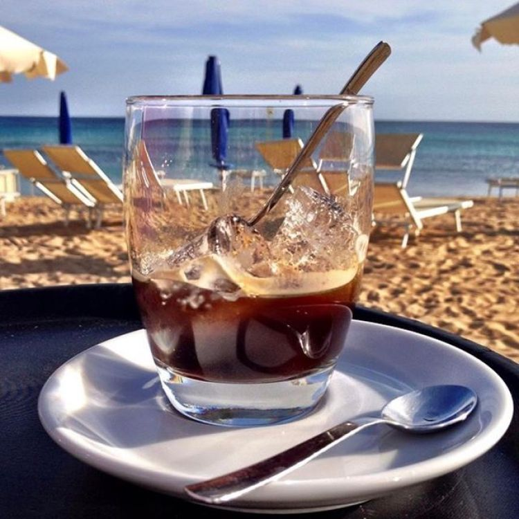 "ICE COFFEE ""CAFFÈ IN GHIACCIO"" DEL SALENTO"