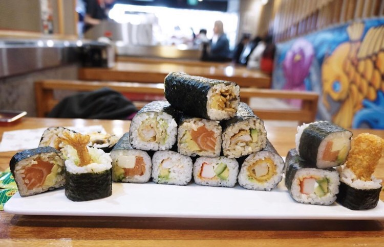 SUSHI HUB THE BEST FAST FOOD SUSHI IN MELBOURNE