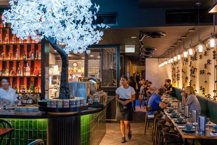 TIAN 38 RESTAURANT SINGAPOREAN CHINESE CUISINE IN MELBOURNE