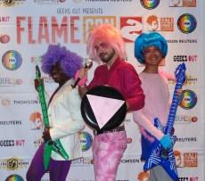 photo: Flame Con