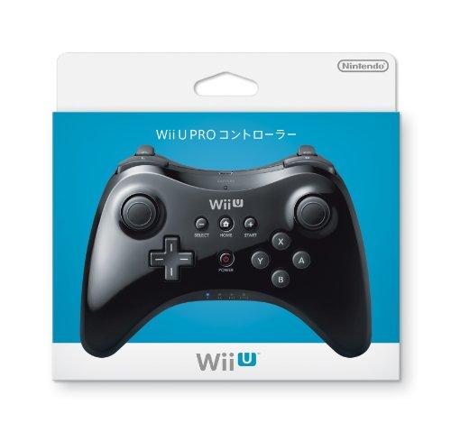 Wii U PRO controller (kuro) (WUP-A-RSKA)